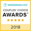 Wedding Wire Badge 2018
