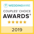 Wedding Wire Badge 2019